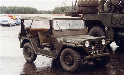 m151 jeep ford mutt engine m151