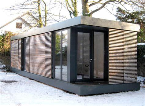 wohnung container neues wohnen im cubig designhaus minihaus