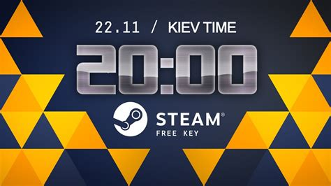 Giveaway Keys - next time steam giveaway key 20 00 utc 2 22 11 2016
