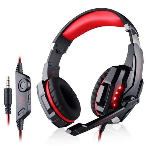 Headset Komputer Headset Headphone Headset Murah Headset Computer easyidea gaming headset wired earphone gamer headphone with microphone led noise isolation