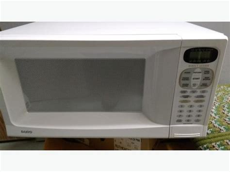 Microwave Oven Sanyo sanyo microwave oven for sale city