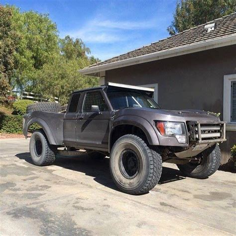 prerunner ranger raptor ford ranger w raptor conversion fiberglass this would be