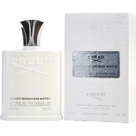 Parfum Creed Silver Mountain creed silver mountain water edp fragrancenet 174