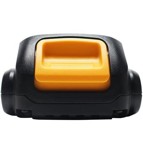 battery pack for table l 2 pack 20v battery for dewalt dck290l2 dcd995m2 dcf895d2