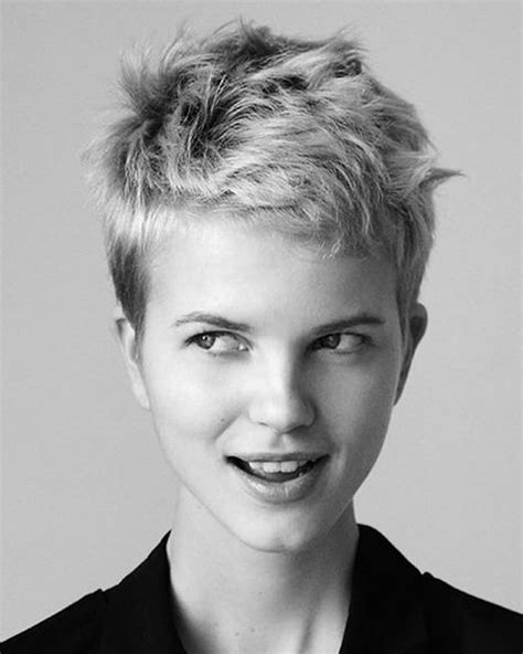 short hairstyles super very short pixie haircuts hair colors for 2018