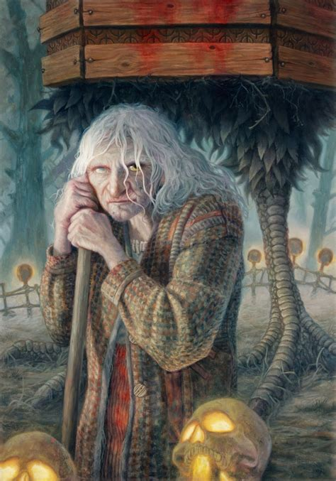 baba yaga once upon a blog ask baba yaga i know i m lashing out and i can t stop it feels too good