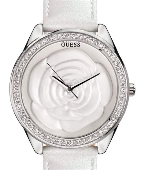 Guess Gs0296 Silver White guess w75043l1 s price in india buy guess