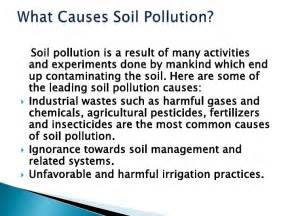 Cause And Effect Essay About Pollution by Essay On Land Pollution In Worksheet Printables Site
