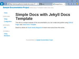docs magazine template how to simplify the dreaded task of documentation