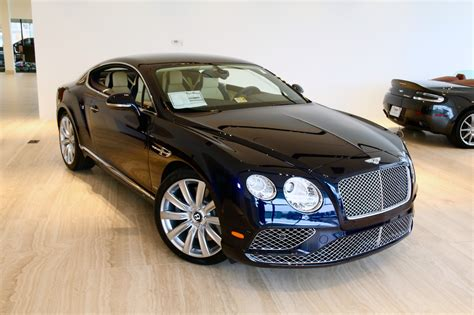 blue bentley 2017 2017 bentley continental gt stock 7nc061862 for sale