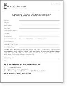Authorization Letter To Air India For Credit Card Authorization Letter For Credit Card Purchase Credit