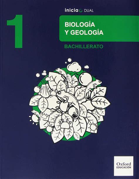 libro biologa y geologa 1 comprar libro 1bac biolog 205 a y geolog 205 a 1 186 bachillerato inicia dual libro del alumno ed 2015