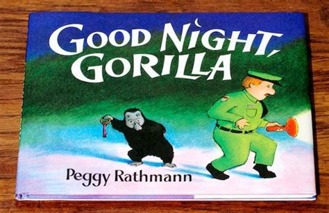 libro good night gorilla 53 best images about bedtime preschool on sheep crafts board book and library book