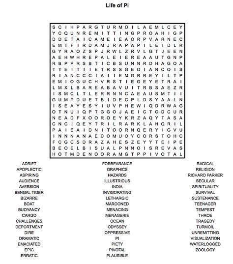 Pi Search Puzzles For May 27 2015 Number Search Sudoku Word Search Crossword Ieyenews
