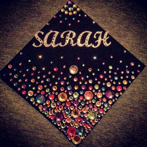 How To Decorate Your Graduation Cap by 25 Cool Diy Graduation Cap Ideas Hative