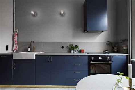 blue grey kitchen kitchen awesome blue kitchen cupboard paint kitchen