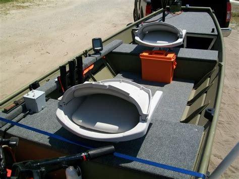jon boat accessories ideas back4more s jon boat project georgia outdoor news forum