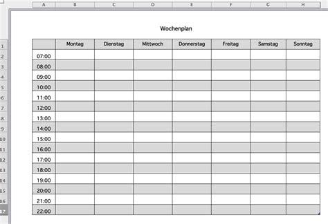 Lebenshaltungskostenindex 4 Personen Haushalt 5539 by Wochenplan Als Excel Vorlage Excel Vorlagen F 252 R Jeden
