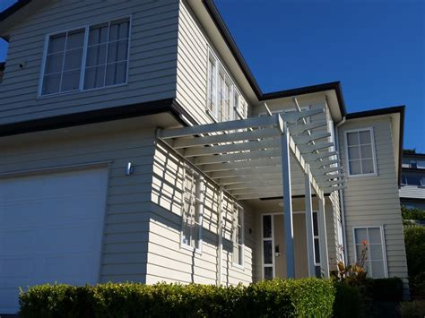 albany house exterior weather board paint goldenland house painters