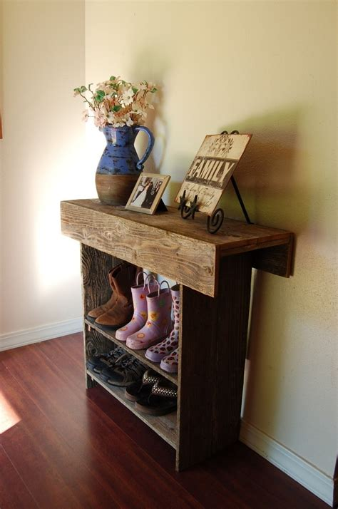 rustic farmhouse entry table the 25 best entry tables ideas on pinterest entrance