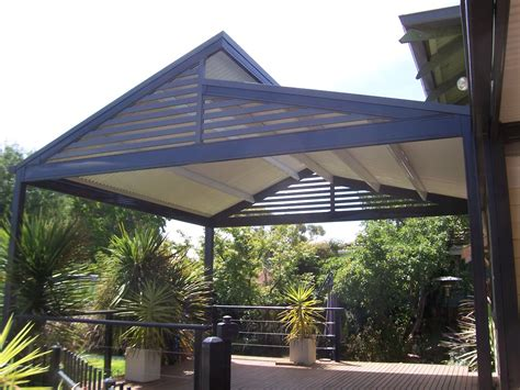 Pergola Design Ideas Pitched Roof Pergola Split Gable Gable Roof Pergola