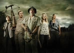 Walking Dead Glenn Daryl Dale Andrea The Walking Dead Photo