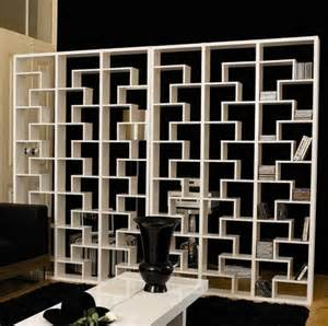 Make Your Own Room Divider - bookcase room bookshelf wall living room bookshelf traditional living room furniture furniture