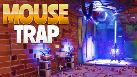 MOUSE TRAP (Fortnite Battle Royale)   YouTube