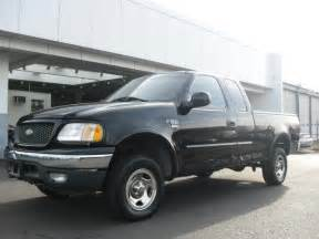 2001 Ford F150 Extended Cab 2001 Ford F150 Xlt 4x4 Extended Cab 4dr V8 Black 8201