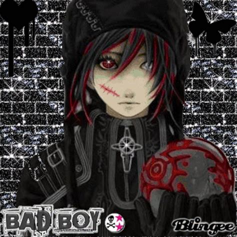 imagenes emo anime cute little anime boy picture 96906592 blingee com