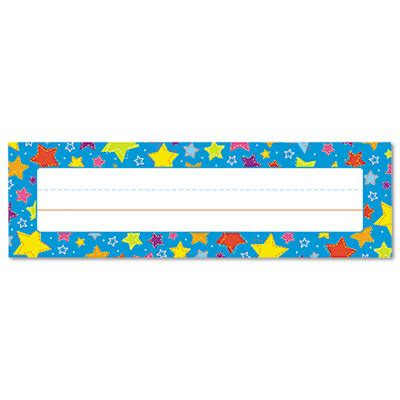 6 best images of free printable locker name tags chevron