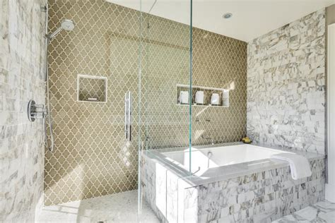 designer bathroom tile our 40 fave designer bathrooms hgtv