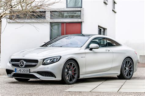 mercedes s 63 2015 mercedes s63 amg coupe second drive motor trend