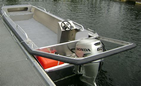 custom aluminum work boats tuff boat aluminum work boats