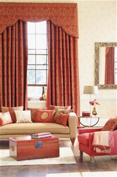 Rust Colored Curtains Designs Drapes Vs Curtains