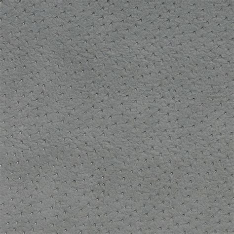 Gray emu ostrich textured faux leather vinyl by the yard contemporary upholstery fabric by