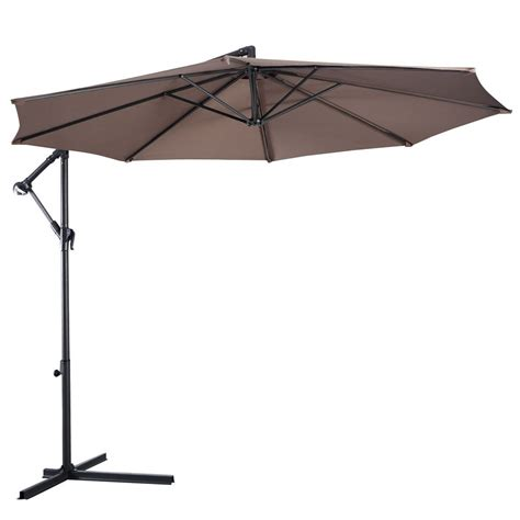 10 offset patio umbrella 100 patio umbrella offset 10 hanging umbrella