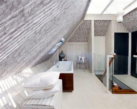 Loft Bedroom With Bathroom Loft Bedroom Contemporary Bathroom South East By