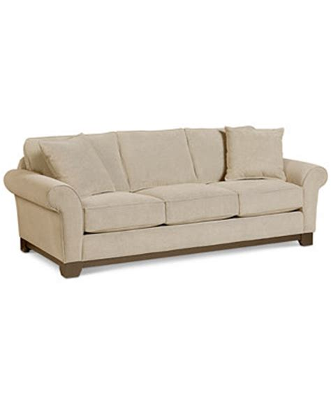 Macys Sleeper Sofa Medland Fabric Sleeper Sofa Furniture Macy S