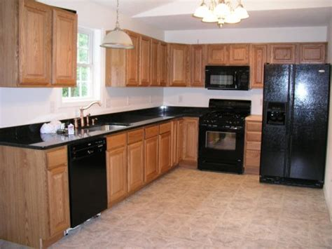black appliances kitchen ideas gorgeous kitchens with black appliances design and ideas