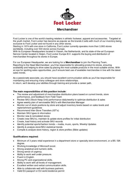 Resume Sles For Fashion Sales Sales Associate Description Resume Whitneyport Daily