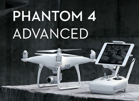 Dji Phantom 4 Advanced High Recommended dji phantom 4 advanced le rempla 231 ant du phantom 4 studiosport