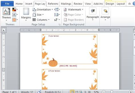 thanksgiving card templates microsoft best thanksgiving templates for microsoft word