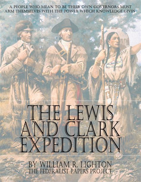 lewis and clark the lewis and clark expedition