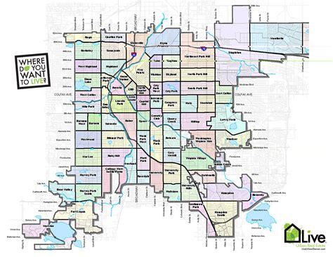 zip code map denver denver neighborhood map my