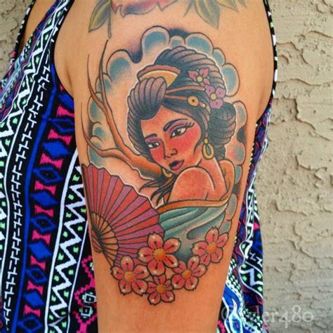 tattoo geisha signification 70 colorful japanese geisha tattoos meanings and
