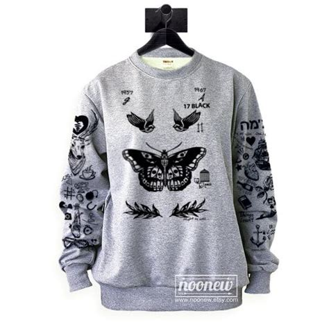 Harry Styles Tattoo Jumper Australia | 27 best larry stylinson tattoo sweatshirt sweater images