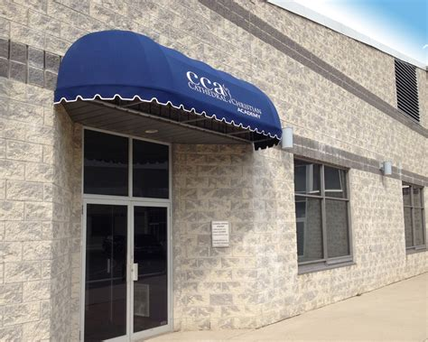 ideal awnings commercial awnings omnimark awnings