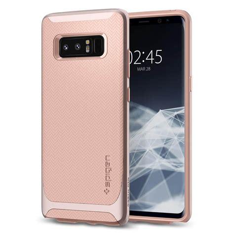 Casing Neo Hybrid Spigen Samsung Galaxy Note 8 Rugged Fiber Cover spigen 174 ultra hybrid 587cs22064 samsung galaxy note 8 pink spaceboy