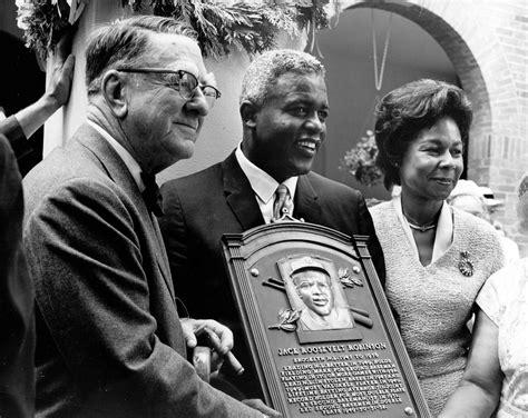 Fame Jackie Robinson robinson jackie baseball of fame